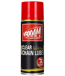 clear chain lube