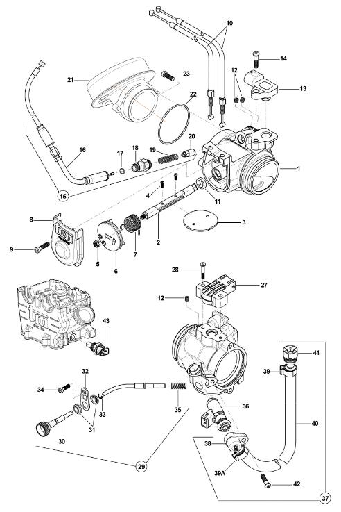 throttle sensors